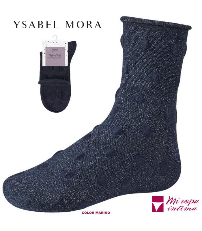 CALCETIN FANTASIA MUJER SIN PUÑO DE YSABEL MORA REF: 12618