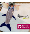 MANTA DE COLA INFANTIL BY MIRACLE HOME