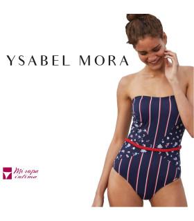 BAÑADOR REDUCTOR COPA B DE YSABEL MORA REF: 81246