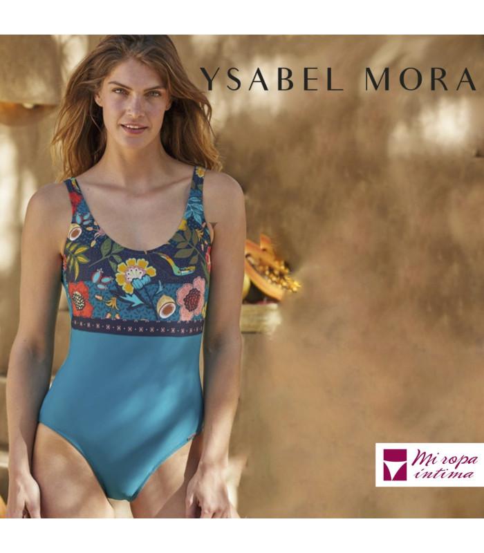 BAÑADOR REDUCTOR COPA B DE YSABEL MORA REF: 81281