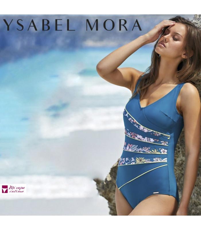 BAÑADOR REDUCTOR COPA B DE YSABEL MORA REF: 81449