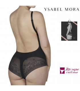 BODY BRA REDUCTOR CON ESPALDA DESCUBIERTA SPECIAL YOU BY YSABEL MORA REF: 19619