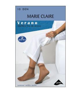 Tobillero 10DEN Marie Claire 2521 Calcetín Tobillero fino de verano cod. 02521