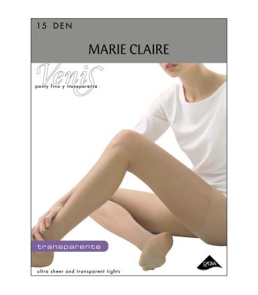 Panty de VENIS de MARIE CLAIRE transparente y de 15DEN.