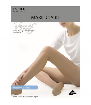Panty 15DEN Super Talla 4444 Marie Claire