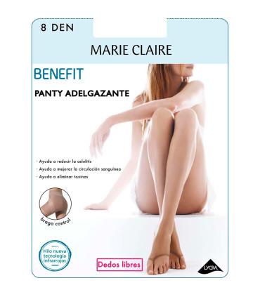 DEDOS LIBRES PANTY ADELGAZANTE 8DEN 4796 Marie Claire