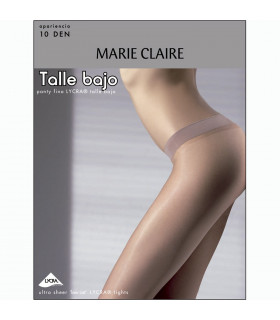 Panty Talle Bajo 10Den. 4904 Marie Claire