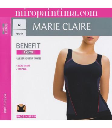 Camiseta deportiva tirantes Marie Claire 51351