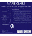 Panty de Verano SUPERTALLA 4447 Marie Claire 10DEN